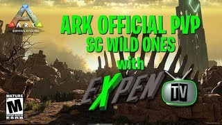 ARK SURVIVAL PVP OFFICIAL #ICON SPACE COWBOY'S DEFENSE AGAINST SBF SERVER 79 (RATED M)(PS4PRO)