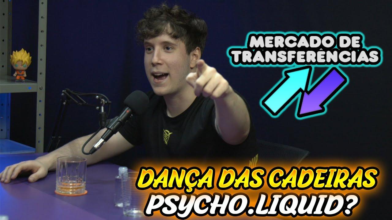 COMO FUNCIONA O BACKSTAGE E A JANELA DE TRANFERENCIAS DO R6! - PODCAST COM PSYCHO