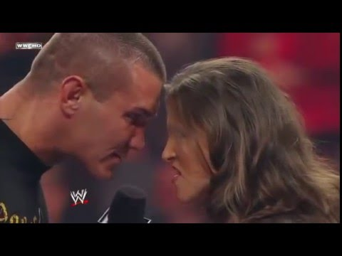 Shane McMahon VS Randy Orton: Rising Son