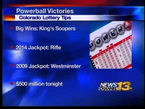 Little known facts about Powerball in Colorado