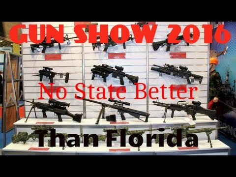 Gun And Knife Show 2016!!!!! Get Your Gear Before The Zombies