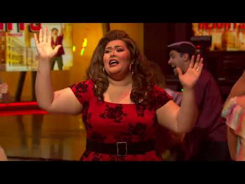 Watch as cast of Musical Theatre West's 'In The Heights' performs on GDLA