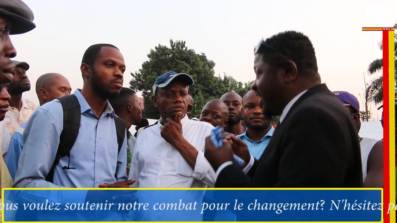SUR LE TERRAIN N°003: FACE AUX DOLEANCES NOUS AVONS PRÊCHÉ LE CHANGEMENT...