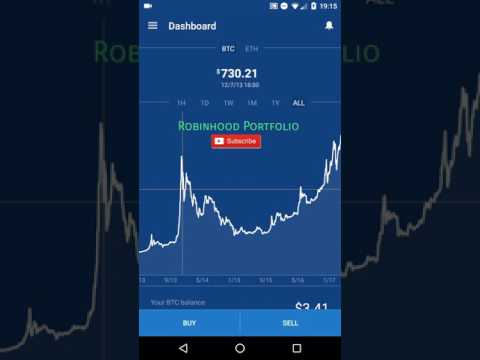 Coinbase APP - BUY and SELL Bitcoin with a Credit Card!