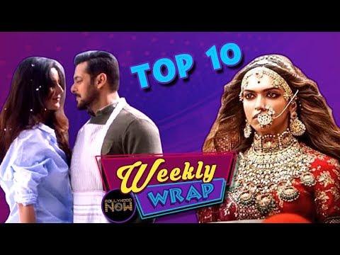 Tiger Zinda Hain, Padmavati, Abhishek Aishwarya's Love Grab Headlines This Week