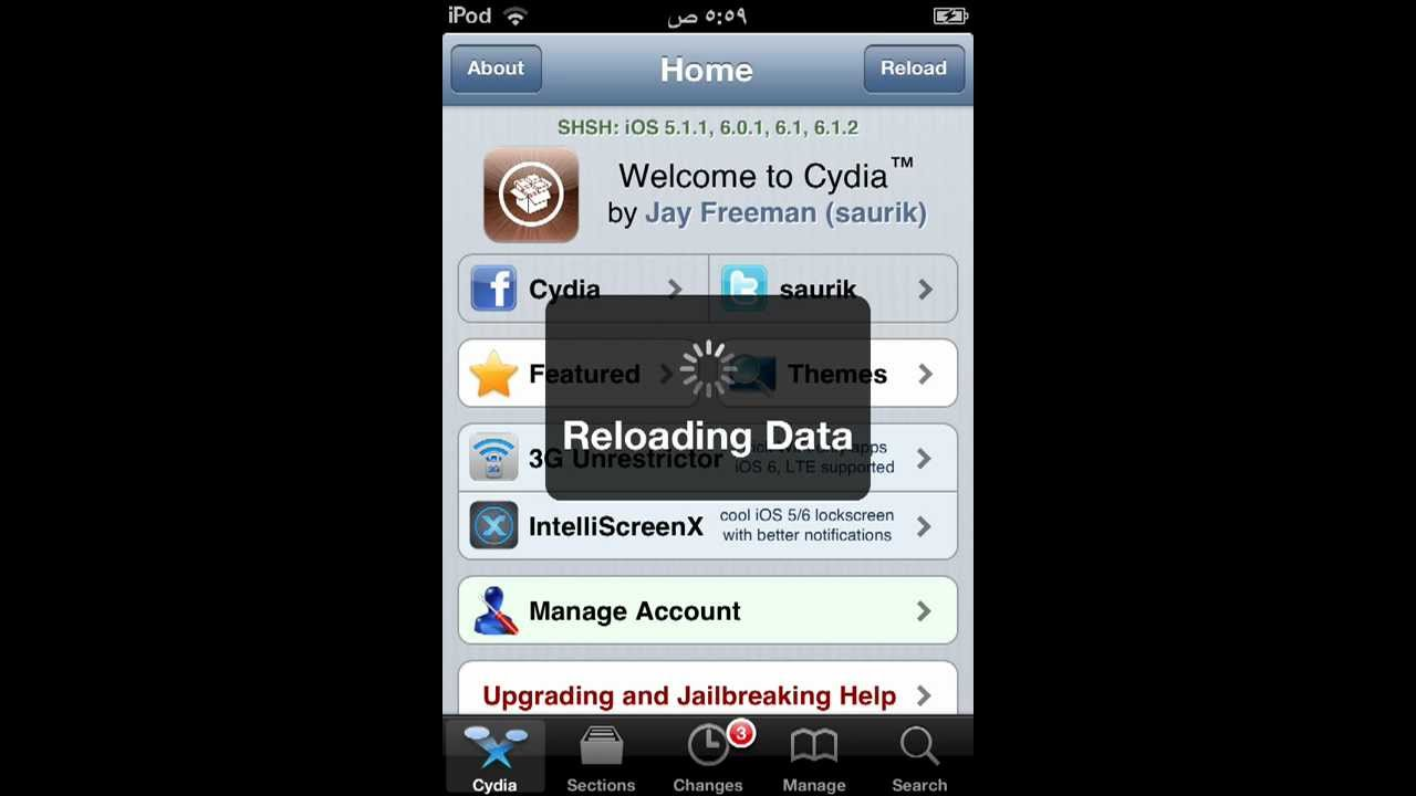 how to install ifile full version ios 6 1 1