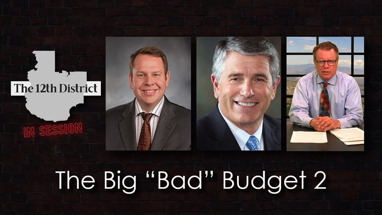 The 12th District - The Big Bad Budget 2 - April 16, 2019
