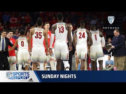 Highlights: Dusan Ristic double-double leads Arizona men