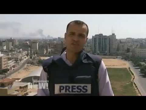 Palestinian Journalist Mohammed Omer: Lifting the Blockade Isn't a Hamas Demand—It's a Human Right