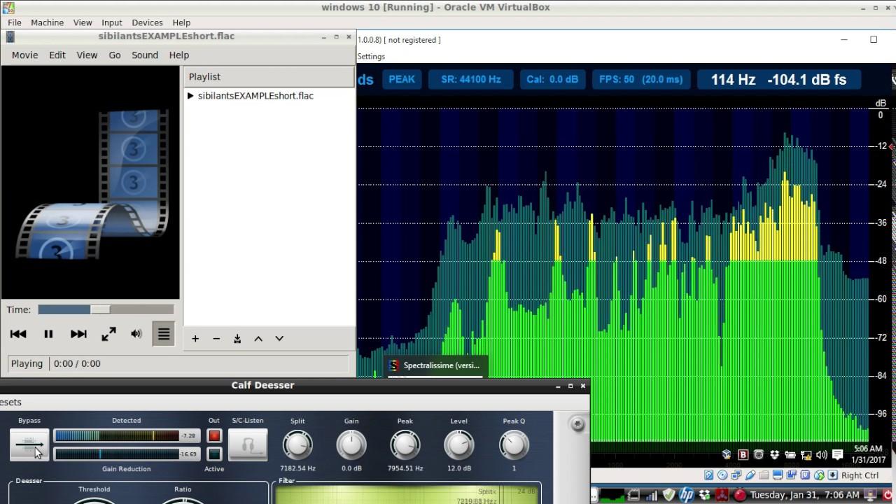 VB-Audio Spectralissime