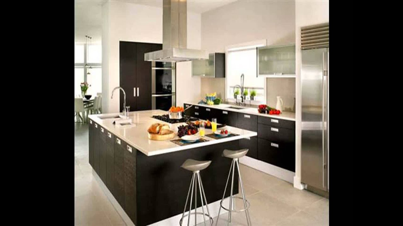 New 3d kitchen design software free download youtube for Software cocinas integrales