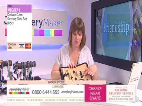 Jewellery Maker Live 8/06/2016 - 5pm - 10pm