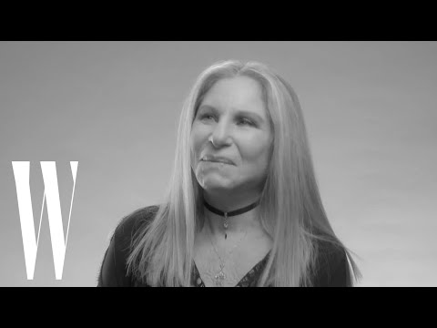 Barbra Streisand Met Her Husband on a Blind Date | Screen Tests | W Magazine
