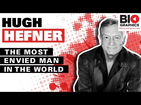 Hugh Hefner: The Most Envied Man In The World