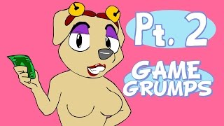 game grumps animated pimp noble pt 2