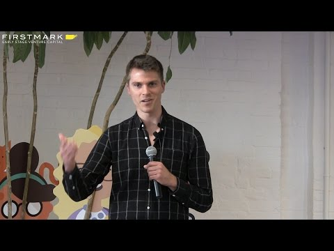 Sophisticated Software With Simple UI // Andrew Ofstad, Airtable [FirstMark's Design Driven]