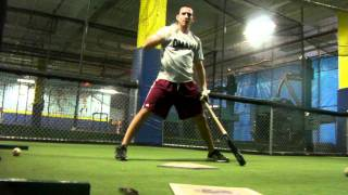 New York Mets MIF T.J Rivera@Harlem Baseball Hitting Academy