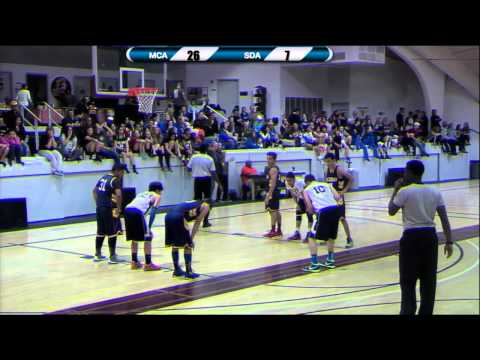 Southwestern Adventist University Hoops Classic Macedonia Vs.Sandia View (MCA Vs. SDA)