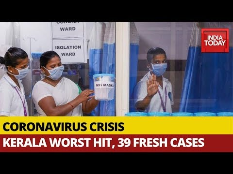 Coronavirus: Kerala Worst Affected; Out Of 39 Fresh Cases, 34 Reported Kasaragod
