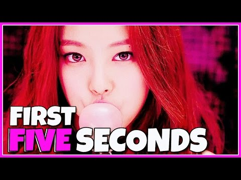 GUESS KPOP SONG BY IT'S FIRST 5 SECONDS