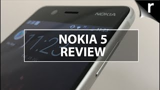 Nokia 5 Review: Slick design, flawed phone