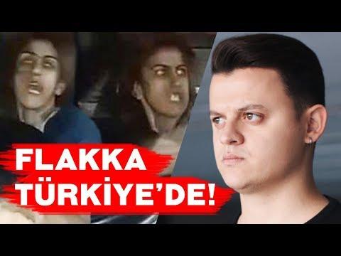 FLAKKA TÜRKİYE'DE YAKALANDI!  ...