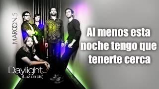 Maroon 5 - Daylight (Subtitulada al Español)