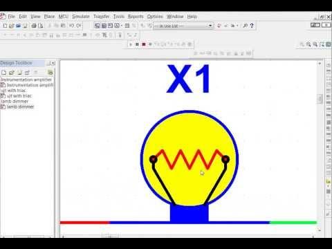 Speed Control of Fan Motor using Diac and Triac