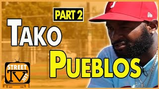 Tako from Pueblo Bishop Bloods on going to Federal prison for a bank robbery (pt.2)