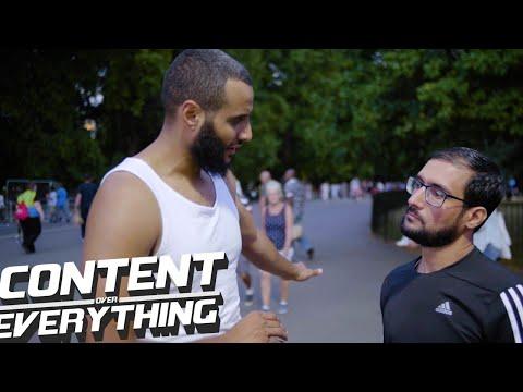 Hijab & Ahmed Ali Reflect, Clarify & Summarise   Speakers Corner