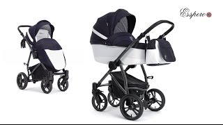 коляска Esspero Grand Newborn Lux 2 in 1 обзор