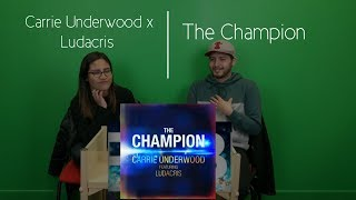 Carrie Underwood Ft Ludacris The Champion Audio Reaction The