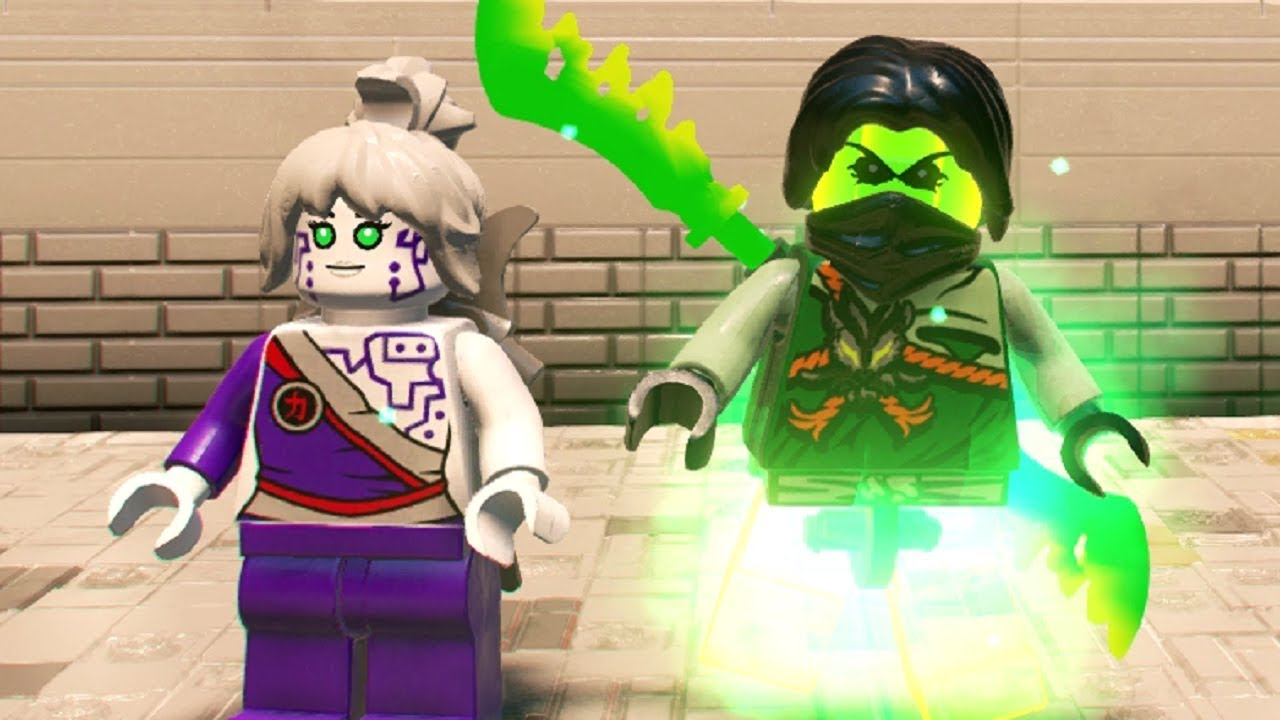The LEGO Ninjago Movie Videogame - Ninjago City Docks 100% Guide (All Collectibles)