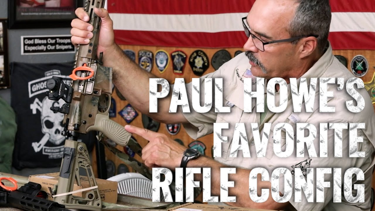 How to Set Up Your Rifle - Combat Shooting and Tactics (CSAT) with Paul Howe