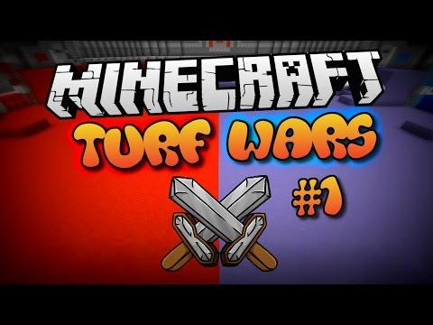 Minecraft | TURF WARS! | Minigame