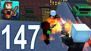 Pixel Gun 3D - Gameplay Walkthrough Part 147 - Battle Royale (iOS, Android)