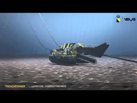 Trenchformer | multi-purpose trencher