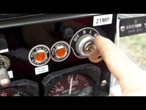 Bell 47 Helicopter Starting Procedures http://RudolphJHelicopters.com