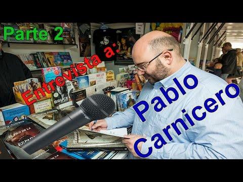 Entrevista a Pablo Carnicero (2/2) | Us Show