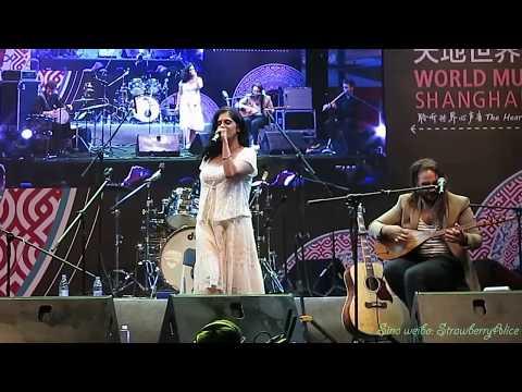 【Strawberry Alice】World Music 2017 Shanghai: Yamma Ensemble, Shanghai Xintiandi, 04/10/2017.