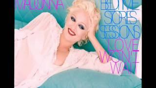 Madonna - Love Won't Wait