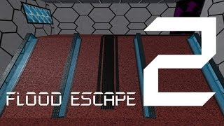 Roblox Flood Escape 2 (Mapa de prueba) - Acuario fundido (Laggy Insane)(WIP)