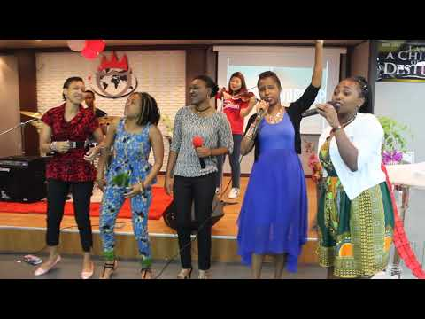 Awesome God _ African Style _ by Salem Worship