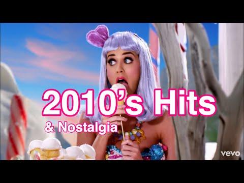 2010's Music Nostalgia: Hits Of The Last Decade (2010-2019) [Full Playlist In Description]