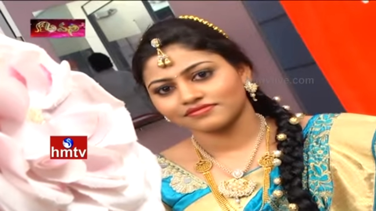 Traditional Bride Makeover : Traditional Wedding Reception Makeover By Anoos Beauty ...