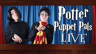 "POTTER PUPPET PALS REMAKE - ""Mysterious Ticking Noise"""