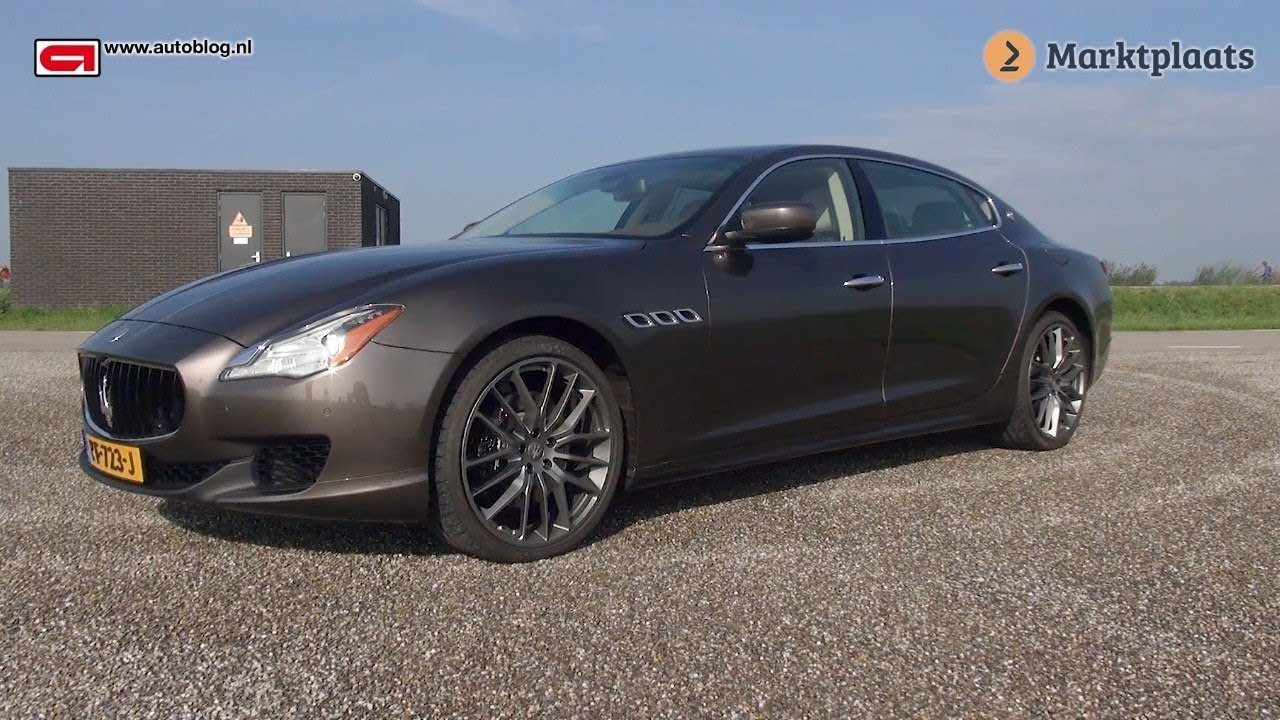 maserati quattroporte 2013 buying advice youtube. Black Bedroom Furniture Sets. Home Design Ideas