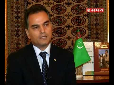 Interview with Turkmenistan Ambassador
