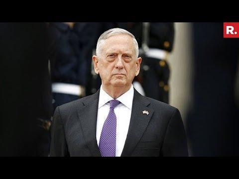 US Defence Secretary Jim Mattis Warns Pakistan On Terror From India