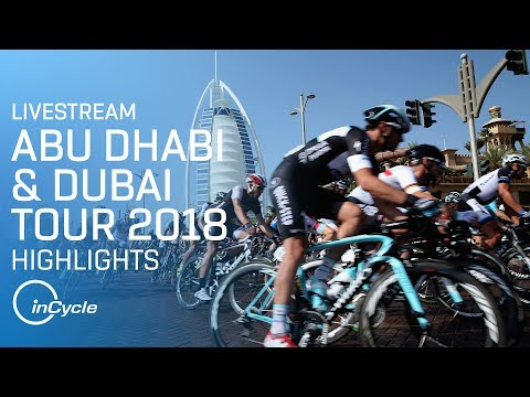 UAE Tour Preview   LIVESTREAM   Abu Dhabi & Dubai Tour 2018 REPLAY   inCycle